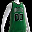Celtics Alternate Jersey