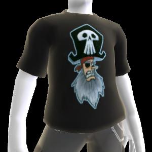 海盜 T 恤