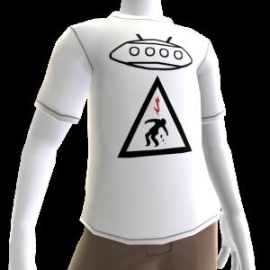 """Danger Zone"" T-Shirt"
