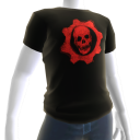 Ultimate Crimson Omen Tee