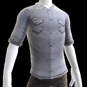 Button Shirt - Grey