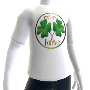 Epic St Pattys Ireland4Ever T-Shirt