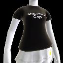 Black Mind the Gap shirt