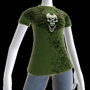 Trials HD Skull Shirt