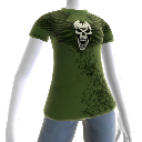 Trials HD Skull Shirt