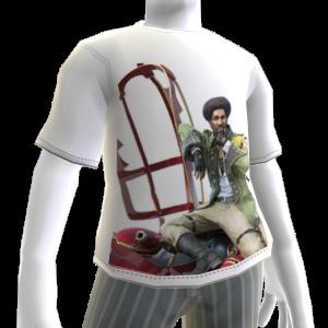 Sazh T-Shirt