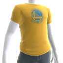 Warriors Vintage Tee