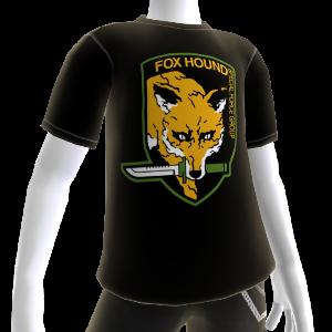 Foxhound Maillot avec logo