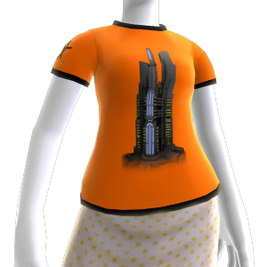 Camiseta Torre de la Agencia