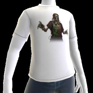 Reggae Zombie Avatar Shirt 3