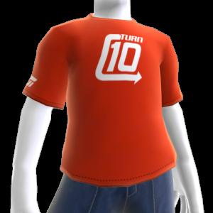 Turn 10 Studios Logo-T-Shirt