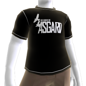 Camiseta de Old Gods of Asgard