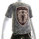 Patch T-shirt FF Grizzly