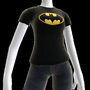 Camiseta con El Logotipo de Batman