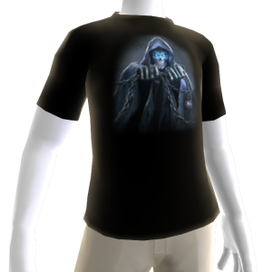 Death Dealer 2 Black T-Shirt