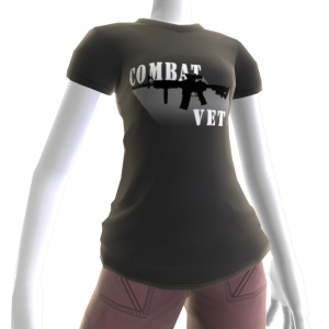 Combat Veteran Tee