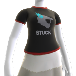 T-shirt Halo Stuck
