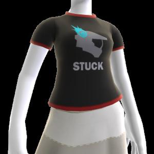 Camiseta Stuck de Halo