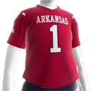Arkansas Football Jersey