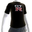 Nissan GT-R Black T-Shirt