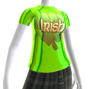 Epic St Patricks Day Green Irish