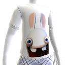 Rabbid Face Tee