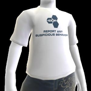 T-shirt do EDF