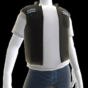 SAMCRO patched vest