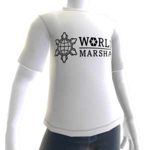 World Marshall T-shirt