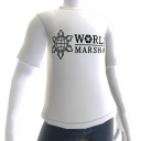 Camiseta de World Marshall
