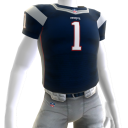 New England 2015 Game Jersey