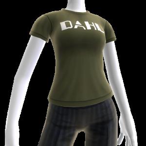 Dahl ロゴシャツ