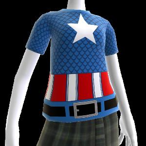 Captain America-T-Shirt