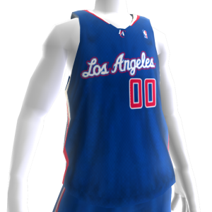 Clippers Alternate Jersey