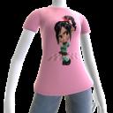 Camiseta de Vanellope