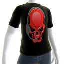 Epic Horror Skull Gamer T-Shirt