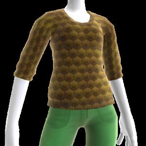 HoneyComb Sweatshirt