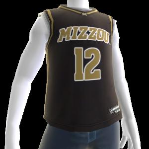 Missouri Basketball Jersey