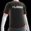 Vladof 로고 셔츠