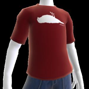 Atticus Silhouette Red t-shirt