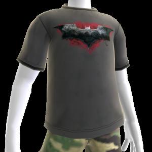 The Dark Knight Rises Batman Logo T-Shirt #5