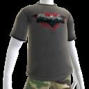 Camiseta c/ Logo de Batman: O Cavaleiro das Trevas Ressurge 5