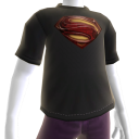 Superman - Man of Steel Tee