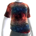 Red White & Blue Galaxy Tee
