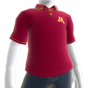 Minnesota Polo Shirt