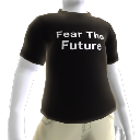 Fear the Future Tシャツ