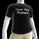 Black Fear the Future shirt
