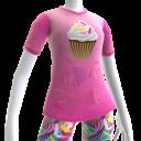 Cupcake Candy Tee