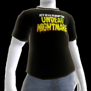T-Shirt com Logótipo Undead Nightmare