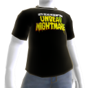 T-Shirt com Logótipo Undead Nightmare
